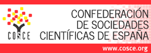 Web de la Confederacin de Sociedades Cientficas de Espaa (COSCE)